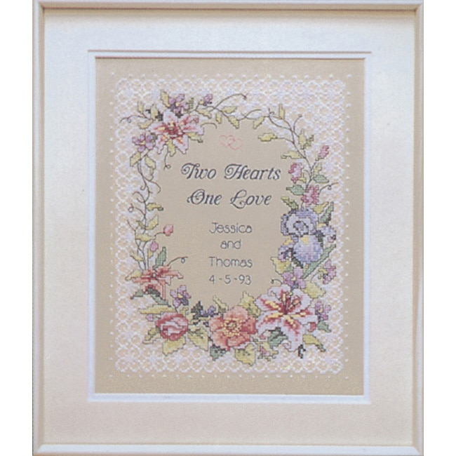 cross stitch patterns wedding