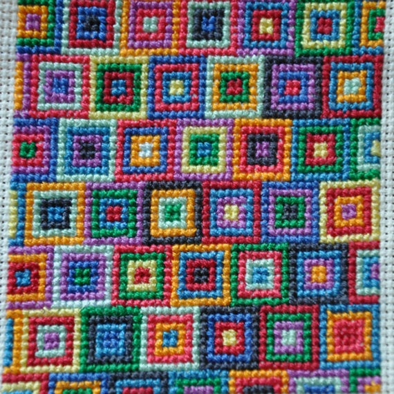 cross stitch pillow patterns free
