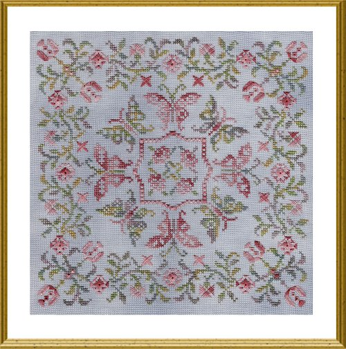 cross stitch sampler patterns free