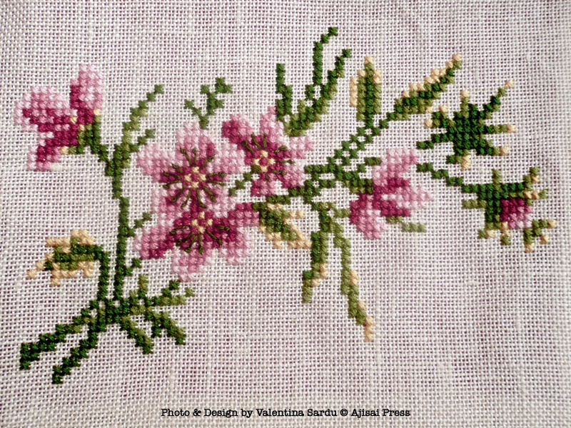 cross stitch sewing