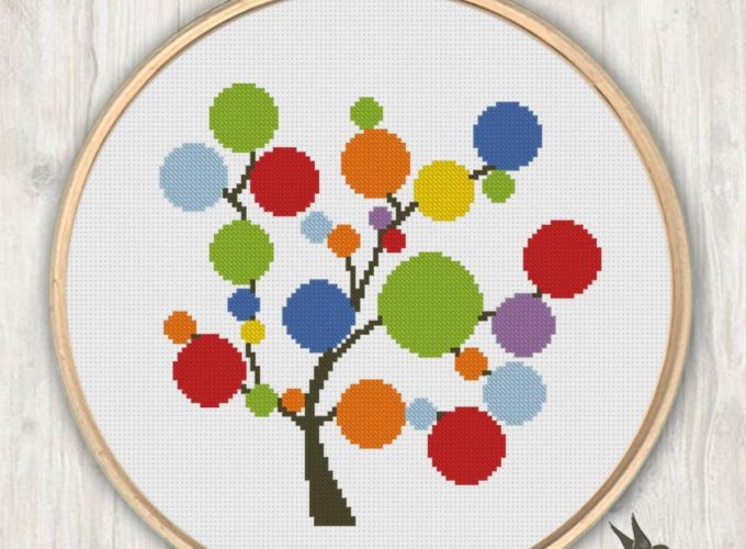 cross stitch simple patterns