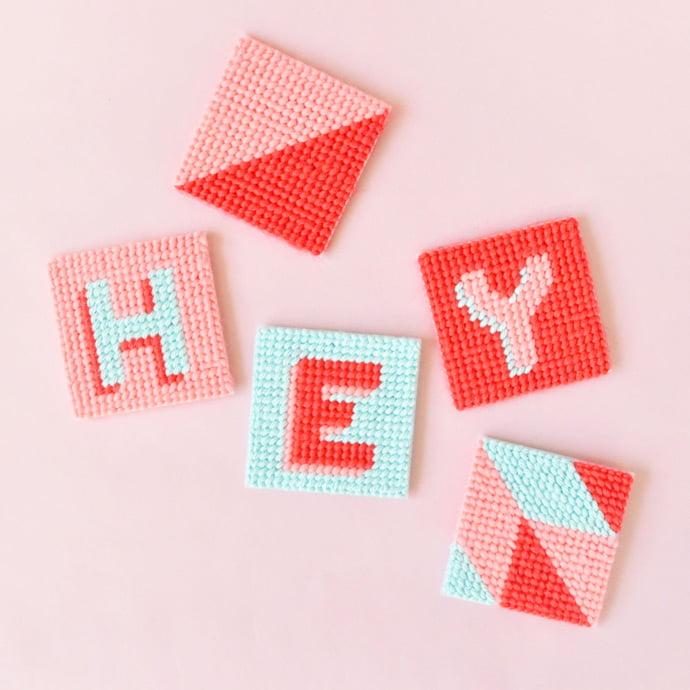 cross stitch yarn