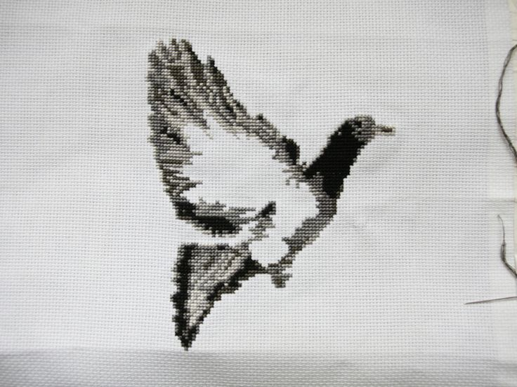 custom cross stitch pattern