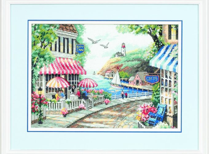 dimensions counted cross stitch kits