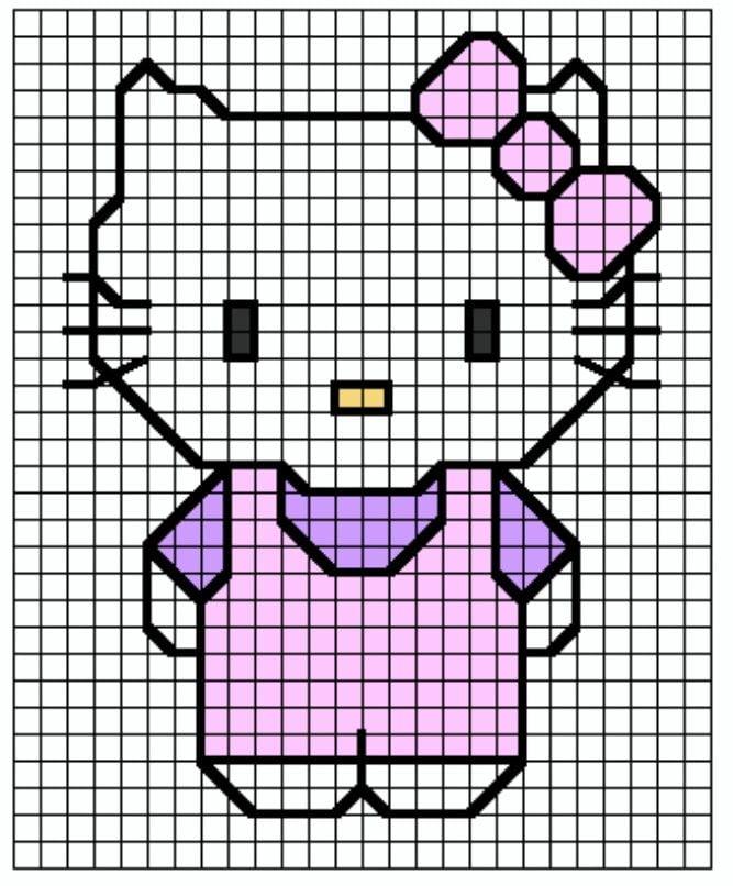 easy cross stitch designs
