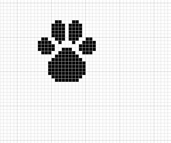 easy cross stitch patterns free