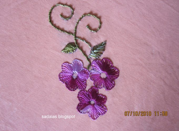 embroidery designs stitches by hand
