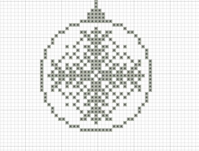 free christmas cross stitch patterns to print