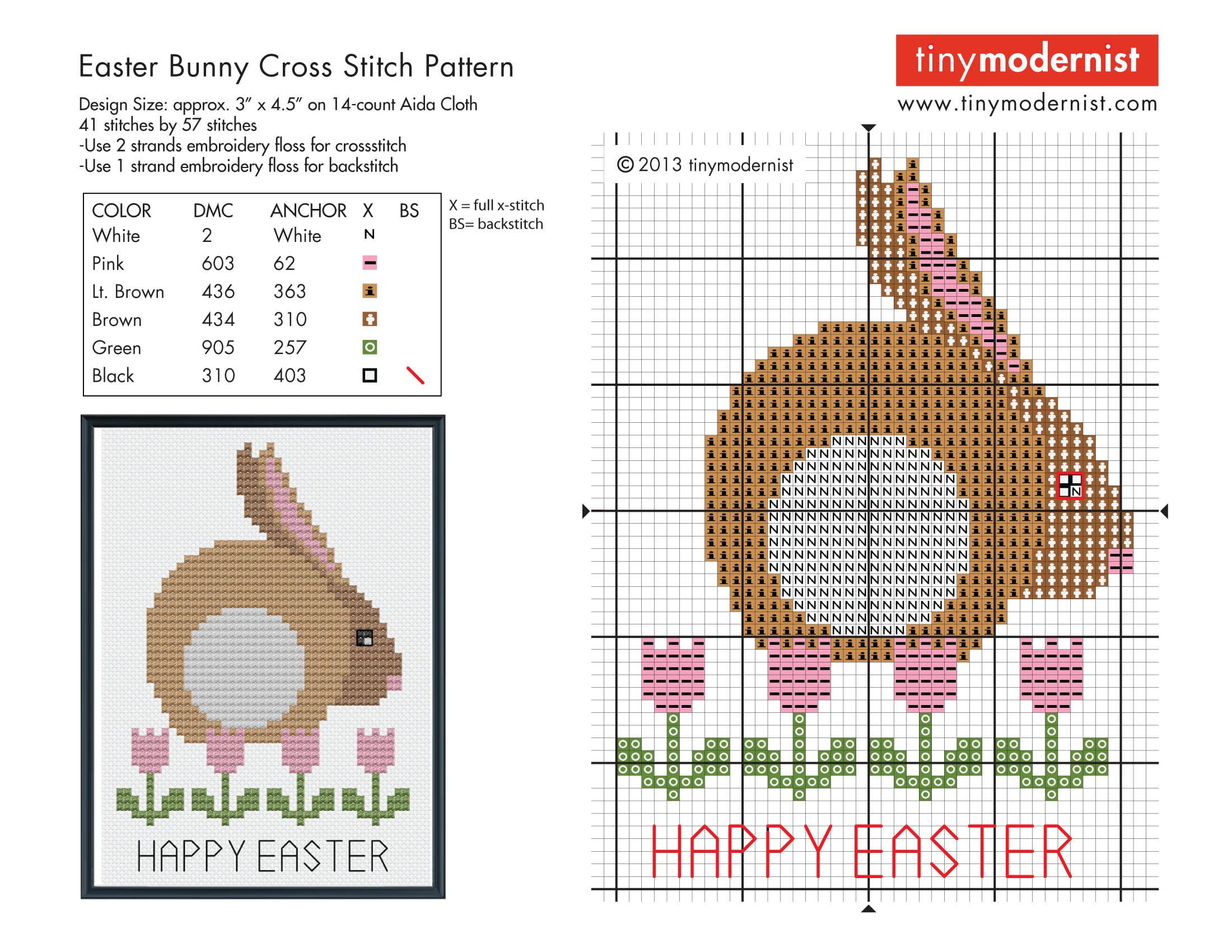 free cross stitch patterns to download online