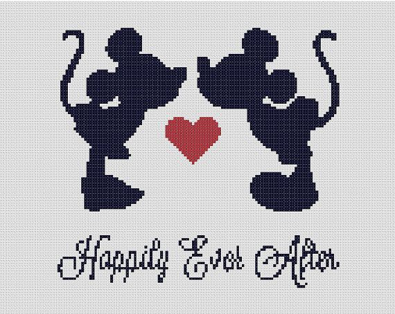 free disney cross stitch patterns
