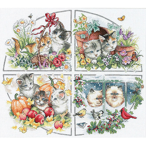 gold collection cross stitch kits