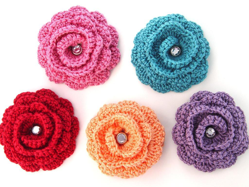 how to crochet stitches