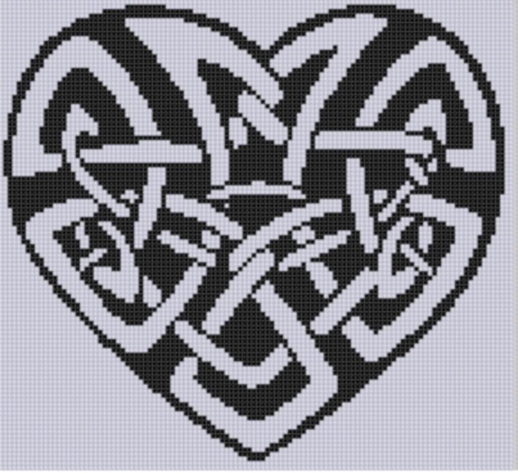 irish cross stitch