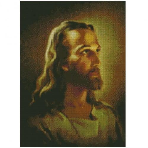jesus cross stitch