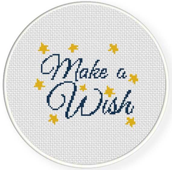 make cross stitch pattern