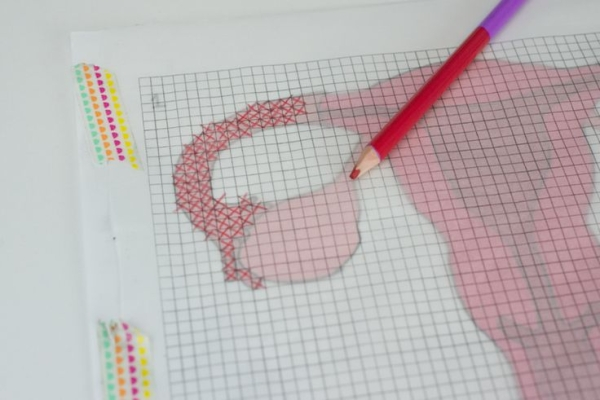 make your own cross stitch patterns