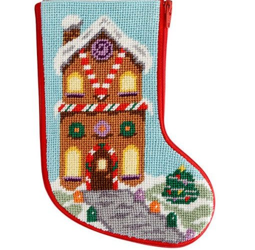 needlepoint christmas stocking kits