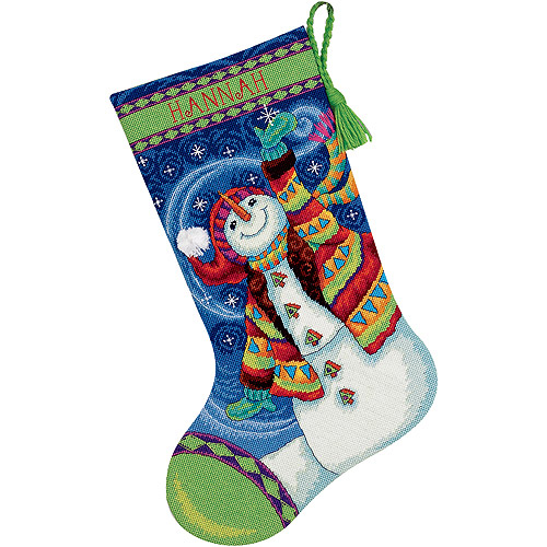 needlepoint stocking kit