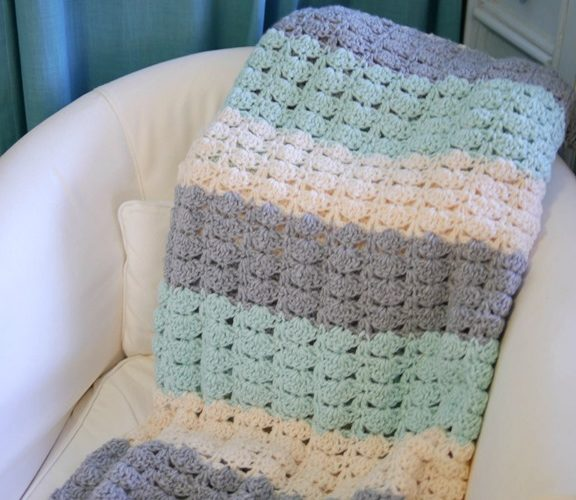 simple crochet stitches