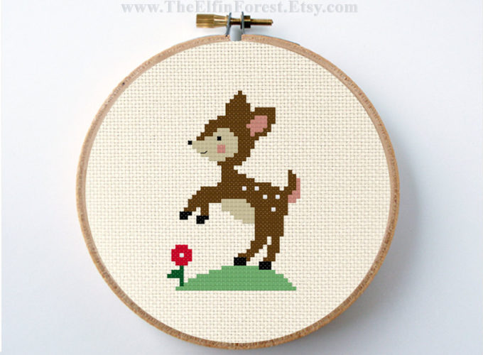 simple cross stitch pattern