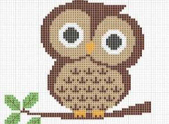 simple cross stitch patterns for beginners